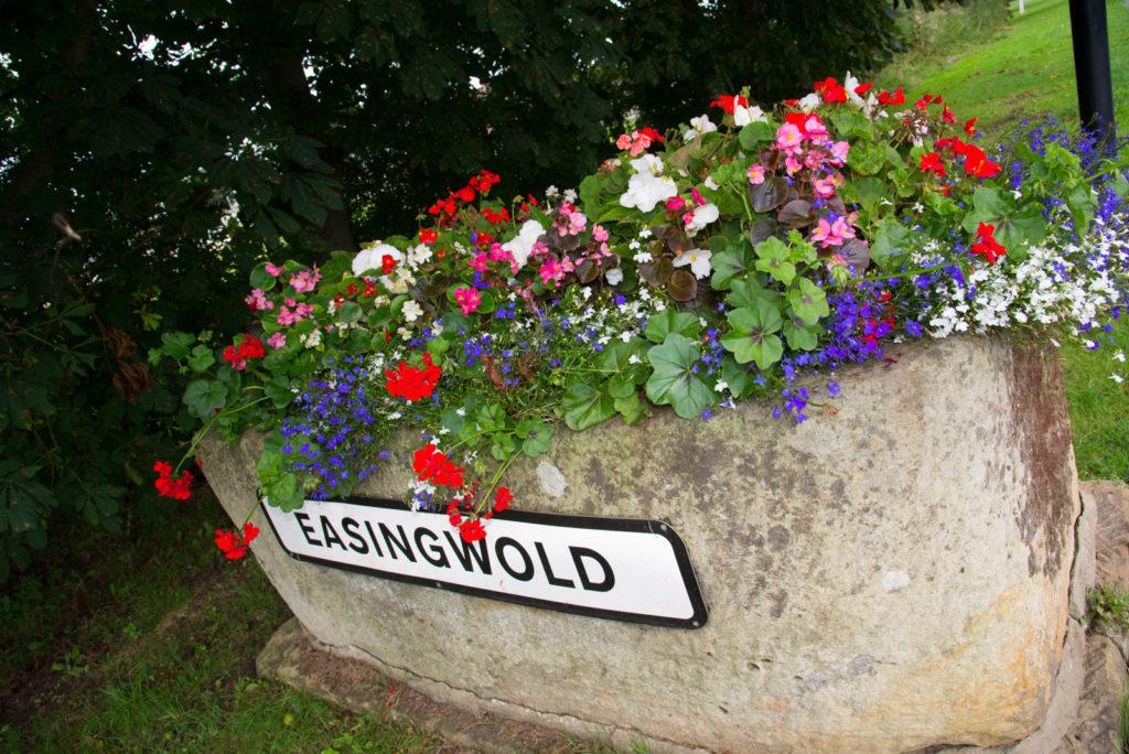 Easingwold in bloom