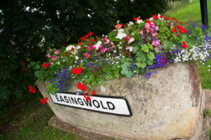 Easingwold in bloom