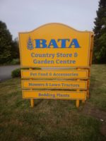 New BATA sign