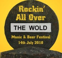 Rockin' all over The Wold Logo 2018