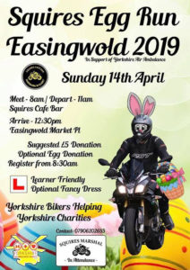 Squires Egg Run Easingwold 2019