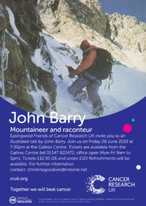 John Barry Easingwold