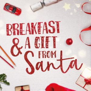Breakfast with Santa at The Olive Branch